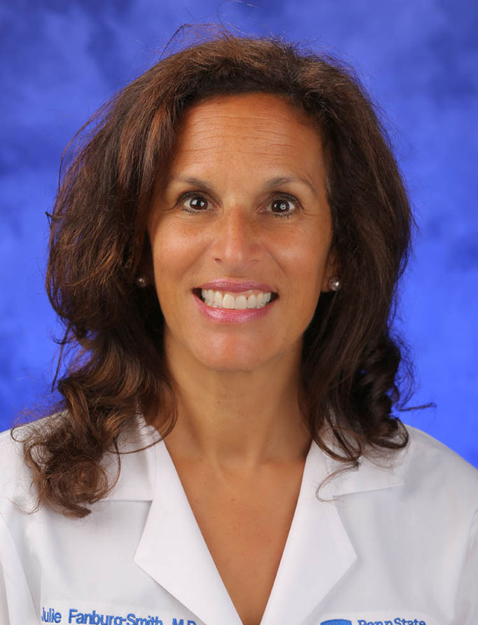 Julie C. Fanburg-Smith, M.D.